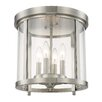 Darby Home Co Arend 4 Light Flush Mount