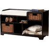 Darby Home Co Conde Upholstered Storage Entryway Bench