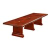 Darby Home Co Prestbury Expandable Rectangular Conference Table