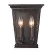 Darby Home Co Northfield 2 Light Wall Sconce
