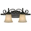 Darby Home Co Ithaca 2 Light Bath Vanity Light
