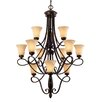 Darby Home Co Hoopeston 12 Light Chandelier