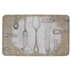 Darby Home Co Harris Cooking Theme Kitchen Mat