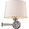 Darby Home Co Daisy 1 Light Swing Arm Wall Sconce
