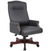 Darby Home Co Norden Adjustable High-Back Office Chair