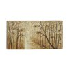 Alcott Hill Downer Painting Print on Canvas