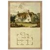 Alcott Hill Cottage Orne Framed Painting Print