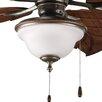 Alcott Hill Drumakeely 2 Light Bowl Ceiling Fan Light Kit