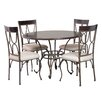 Alcott Hill Roswell 5 Piece Dining Set