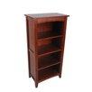 "Alcott Hill Bel Air 48"" Standard Bookcase"