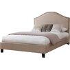 Alcott Hill Penshire Upholstered Platform Bed