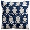 Alcott Hill Winchester Cotton Duck Throw Pillow