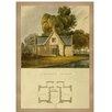 Alcott Hill Bailiffs Chapel Framed Painting Print