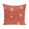 Alcott Hill Orchard Lane Spring Blooms Floral Outdoor Throw Pillow