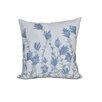 Alcott Hill Orchard Lane Lavender Floral Outdoor Throw Pillow