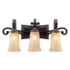 Alcott Hill Crossreagh 3 Light Bath Vanity Light