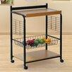 Charlton Home Kitchen Cart
