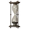 Charlton Home Bale Hour Glass in Stand