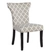 Charlton Home Plainville Lattice Dining Chair