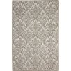 Charlton Home Portleven Ivory/Gray Area Rug