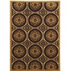 Charlton Home Sioux Falls Brown/Beige Area Rug