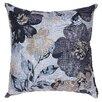 Varick Gallery Sherwood Flower  Throw Pillow