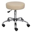 Varick Gallery Soundview Adjustable Stool with Dual Wheel