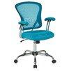 Varick Gallery Alves High-Back Mesh Desk Chair