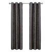 Varick Gallery Tindley Single Blackout Grommet Curtain Panel