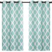 Varick Gallery East Drive Curtain Panel (Set of 2)