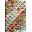 Varick Gallery Love Pattern by Maximilian San Graphic Art on Canvas