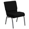 Varick Gallery Collier Personalized Stacking Guest Chair