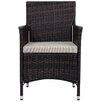 Brayden Studio Kendrick Chair with Cushions