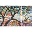 Brayden Studio 3 Piece Painting Print on Canvas Set