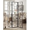"Brayden Studio 68.5"" x 52.13"" Evan 3 Panel Room Divider"