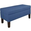 Brayden Studio Upholstered Storage Bedroom Bench
