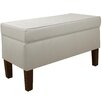 Brayden Studio Starlight Upholstered Storage Bedroom Bench