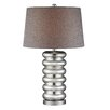 """Brayden Studio Ring 26"""" H Table Lamp with Drum Shade"""