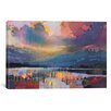 Brayden Studio Lomond Light by Scott Naismith Painting Print on Wrapped Canvas