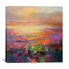 Brayden Studio Diminuendo Shore by Scott Naismith Painting Print on Wrapped Canvas