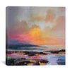 Brayden Studio Uist Light I by Scott Naismith Painting Print on Wrapped Canvas