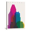 Brayden Studio Montreal by Yoni Alter Graphic Art on Wrapped Canvas