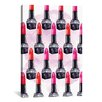 Brayden Studio Lipstick Dior Collection by Rongrong DeVoe Painting Print on Wrapped Canvas