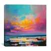 Brayden Studio Diminuendo Sky Study II by Scott Naismith Painting Print on Wrapped Canvas