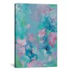 Brayden Studio Spring Garden by Sonal Nathwani Painting Print on Wrapped Canvas
