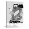Brayden Studio My Identification is Not Valid by Federico Saenz Graphic Art on Wrapped Canvas