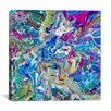 Brayden Studio Untitled 27 by Mark Lovejoy Graphic Art on Wrapped Canvas