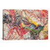 Brayden Studio Untitled 30 by Mark Lovejoy Graphic Art on Wrapped Canvas