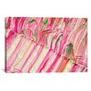 Brayden Studio Untitled 35 by Mark Lovejoy Graphic Art on Wrapped Canvas
