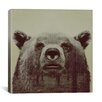 Brayden Studio Bear II by Andreas Lie Graphic Art on Wrapped Canvas